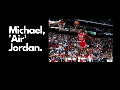 Air Jordan! The Best!!!!