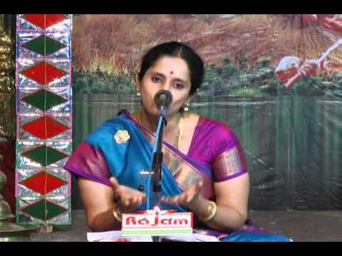 Kumbakonam Radhakalyanam-namasmaran-2013-smt Visaka Hari-sangeetha Upanyasam video