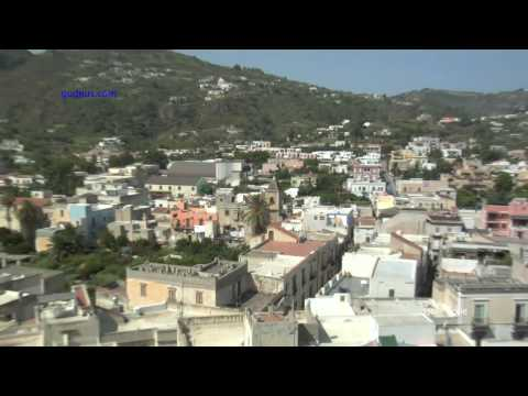 Sighst of Aeolian Islands in HD
