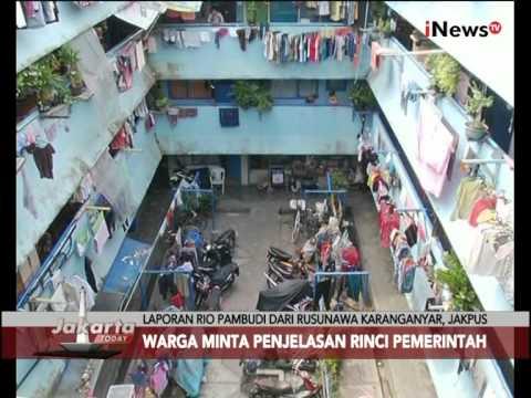 Live Report: Warga Rusunawa Karanganyar Minta Penjelasan Rinci Pemerintahan - Jakarta Today 30/07
