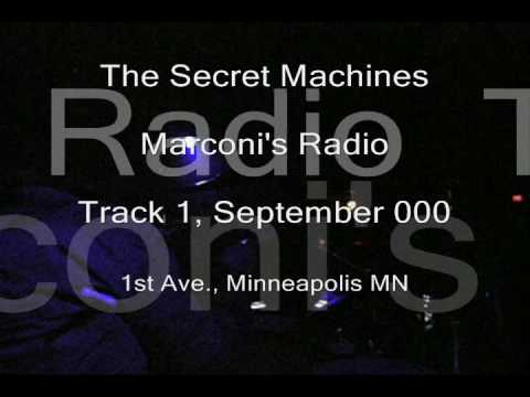 The Secret Machines: Marconi's Radio