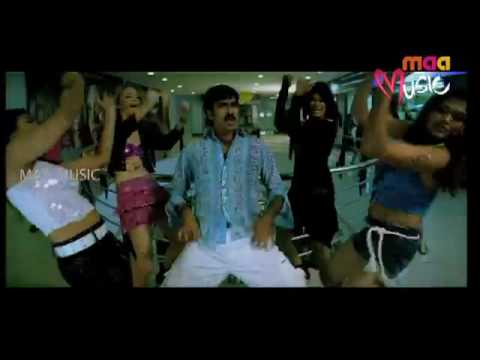 Maa Music - COLLEGE PAPALA BASU : VIKRAMARKUDU SONGS (Starring...