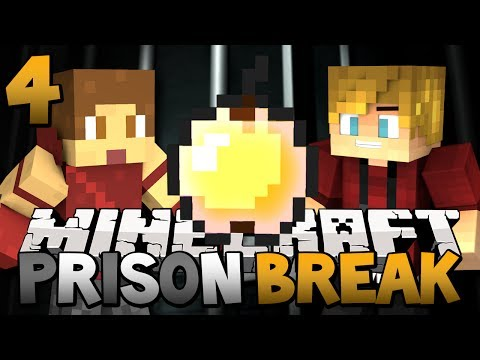 Minecraft Prison Break Golden Apple Warriors Season Two Minecraft Jail Break Episode 4