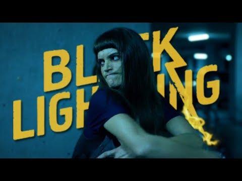 """Reaction   1 серия 2 сезона """"Чёрная Молния/Black Lightning"""""""