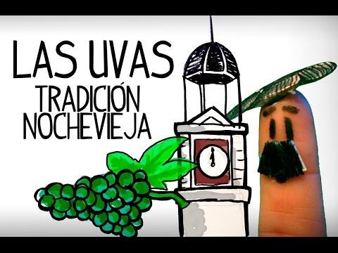 Comer Las Uvas, Tradición Nochevieja En España