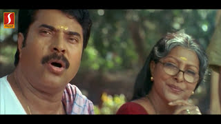 Aagathan - Rappakal | Malayalam Full Movie | Mammootty new movie
