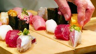 Nhật Bản mon ăn đường phố - Sushi Sashimi Tsukiji thị trường hải sản