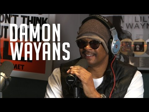 Damon Wayans Talks New App + Bill Cosby