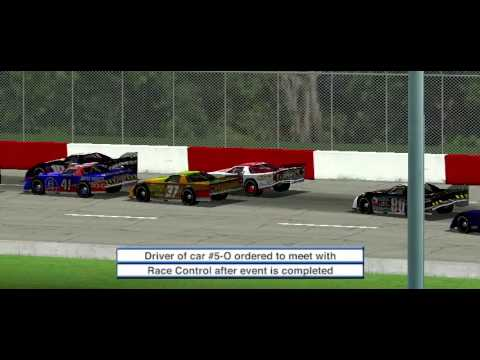 2013 ARLA Elite Series: Races 5 & 6 (Montgomery Motor Speedway Season Opener)