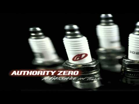 Authority Zero - One More Minuet