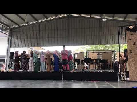 Download Hael Husaini live - BERSYUKUR SEADANYA Sekolah Seni Malaysia Johor Mp4 baru