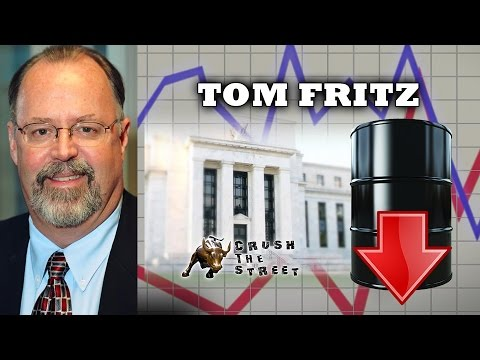 Oil Can Fall Lower! FED Will Not Save us - Tom Fritz Interview