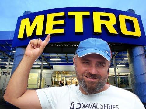 Турция цены // Магазин METRO в Антальи