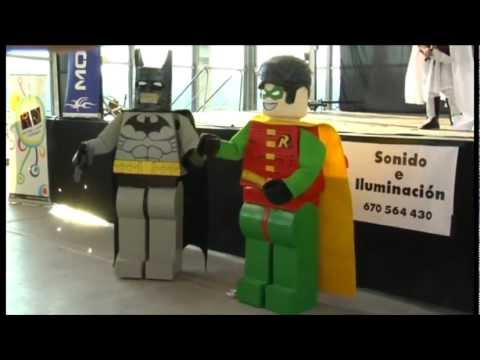 LEGO BATMAN & ROBIN. COSPLAY GUMIPARTY 007