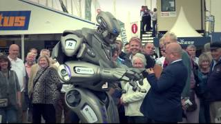 Landau UK at the Southampton Boat Show 2015