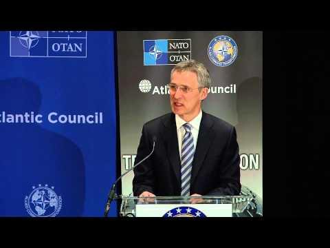 NATO Secretary General at the NATO Transformation Seminar, 25 MAR 2015