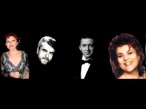 Devia, Scalchi, Araiza & Pons. Rigoletto. G. Verdi. Live Firenze 1989.
