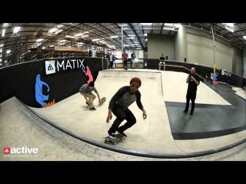 Matix x Krooked Park Crashers
