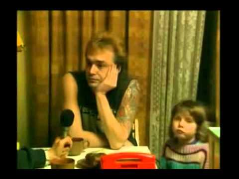 """январь 1992 - К.Кинчев - Интервью на кухне для пятничного эфира программы """"ВИД"""""""