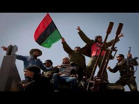 Who are the Libyan Western Rebels?