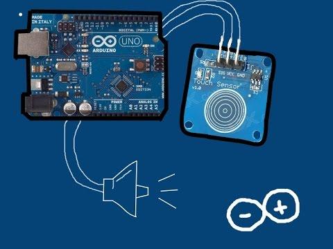 Digital Sensor TTP223B Module Capacitive Touch