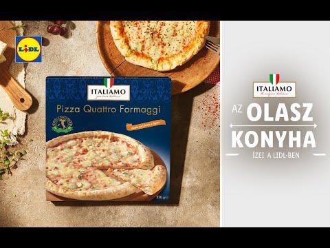 Olasz ízek hete 10.07-től | Lidl