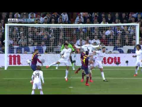 REAL MADRID - FC BARCELONA 3:4 [23.3.2014] | HIGHLIGHTS & GOALS | GERMAN | HQ