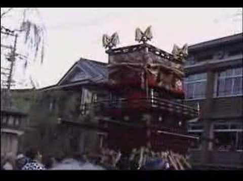 城崎温泉だんじり