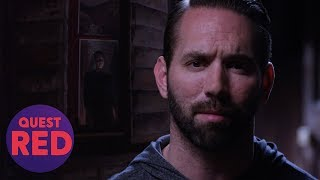 Ghost From The 1800's Tells Nick To 'Get Out!' | Paranormal Lockdown