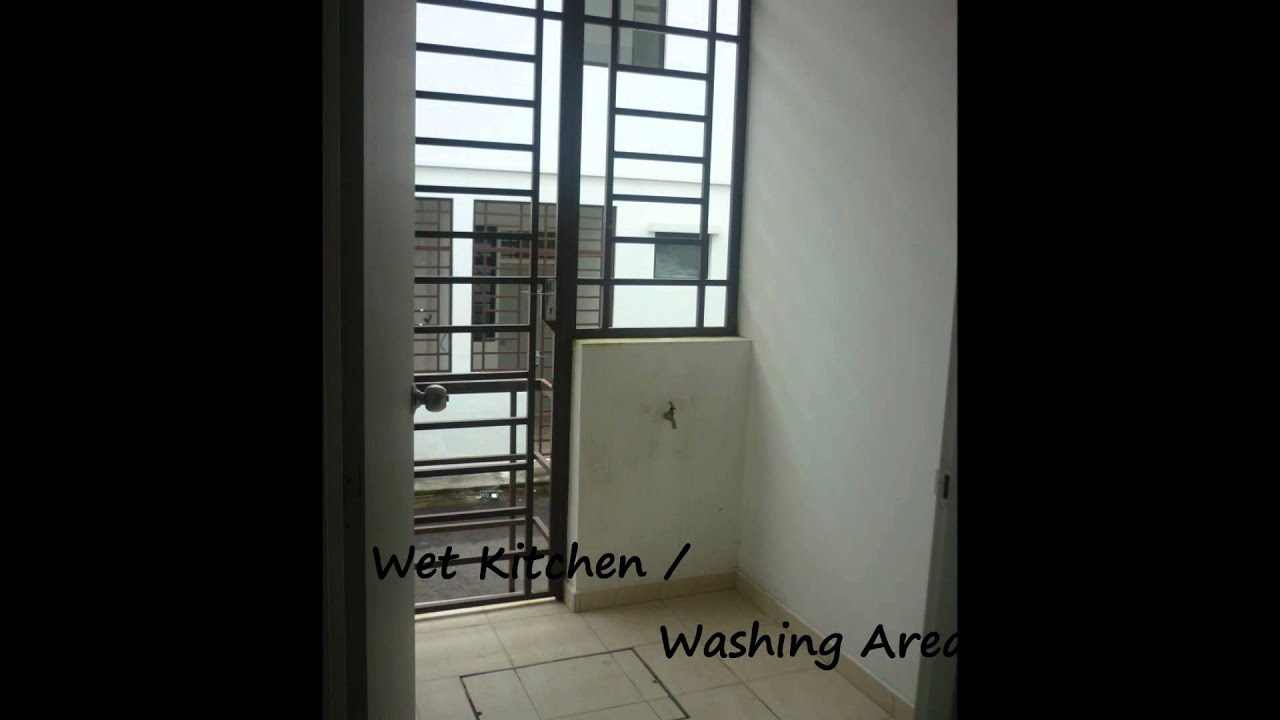 For sale bukit indah double storey terrace house youtube for Watch terrace house