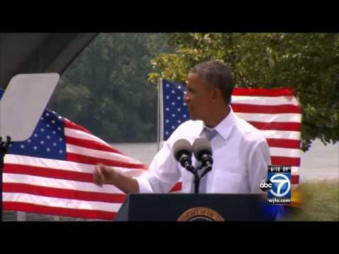 President Obama taunts Speaker Boehner: 'So sue me'