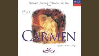 Bizet Carmen Act 1 34 Mais Nous Ne Voyons Pas La Carmencita 34 34 L 39 Amour Est Un Oiseau Rebelle 34