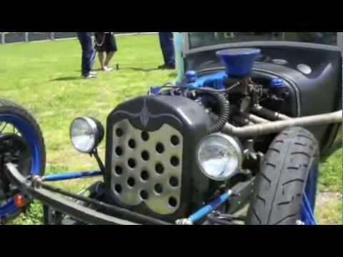 Rat Rod Rumble 2012