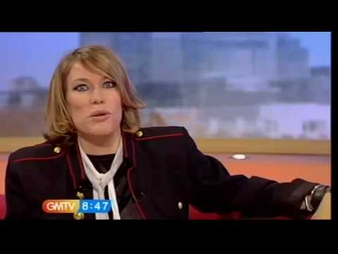 GMTV - Cerys Matthews interview & sings