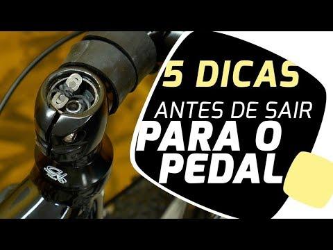 5 dicas antes de sair pra pedalar Pedaleria