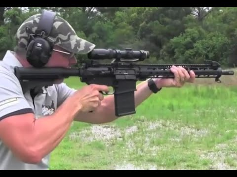 Windham Weaponry .308 takes out binary explosives at the range