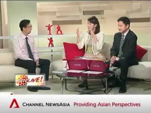 Dennis Ng - 2012 Market Outlook in Channel News Asia