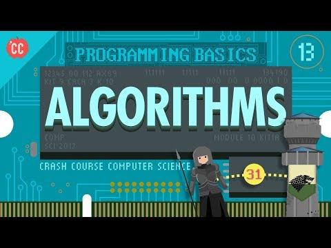 Intro to Algorithms: Crash Course Computer Science #13 MP3