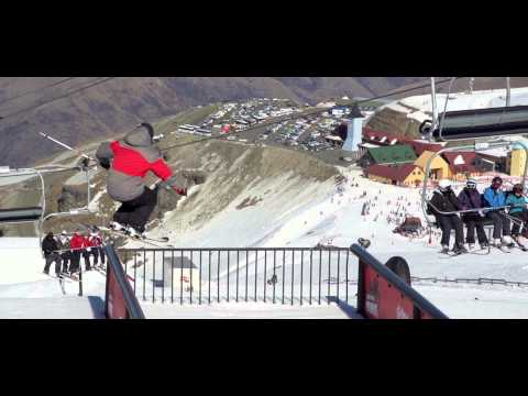 TNF Freeski Open 2013 - Slopestyle Preview