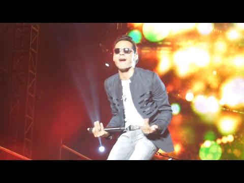 MARC ANTHONY - TE CONOZCO BIEN (ZÓCALO CDMX 11/06/2016)