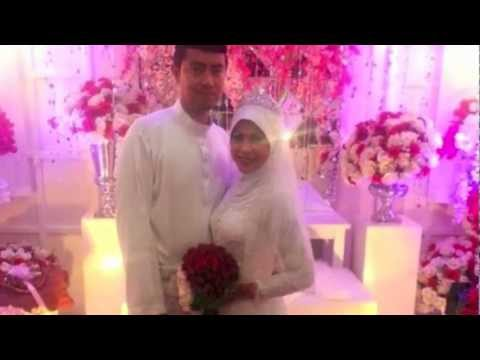 Selamat Pengantin Baru Zura THR Gegar !