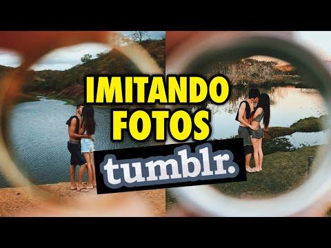 IMITANDO FOTOS TUMBLR DE CASAL! (Ft. Gregory Kessey)