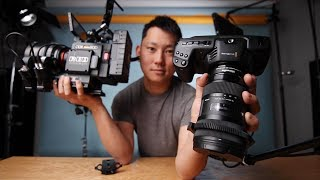 Is the Black Magic Pocket Cinema Camera 4k any good??   BMPCC4k