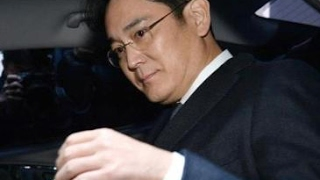 Samsung chief arrested as South Korean corruption probe deepens