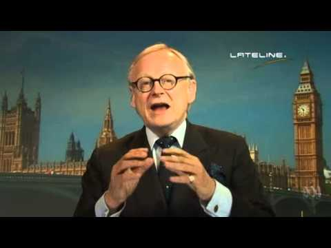 Lord Deben:  Australia going backwards on climate change (Lateline, 8/7/14)