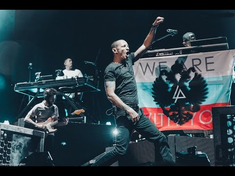 Linkin Park - Live  Moscow 2014 (full) Hd video