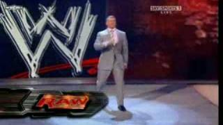 WWE Vince McMahon - Power Walk