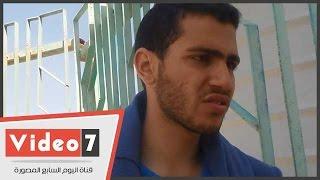 بالفيديو .. طلاب الجامعة الألمانية : مستمرون بالاعتصام لحين محاسبة الإدارة على مقتل