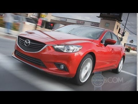 2014 Mazda Mazda6 Video Review - Kelley Blue Book