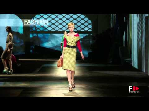 """PRADA"" Full Show HD Autumn Winter 2013 2014 Milan by FashionChannel"